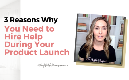 3 Reasons Why You Need to Hire Help During Your Product Launch