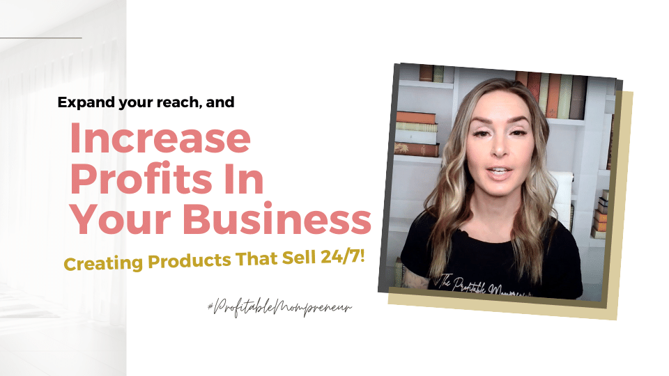 Increase Profits In Your Business by Creating Products