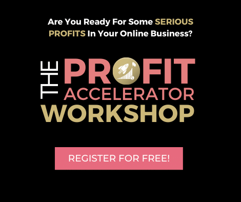 Profit Accelerator Workshop